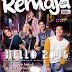 12 Muka Depan Cover Majalah Remaja Sepanjang Tahun 2016..!!!!