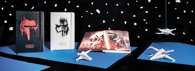 MOLESKINE X STAR WARS – THE LIMITED EDITION AWAKENS