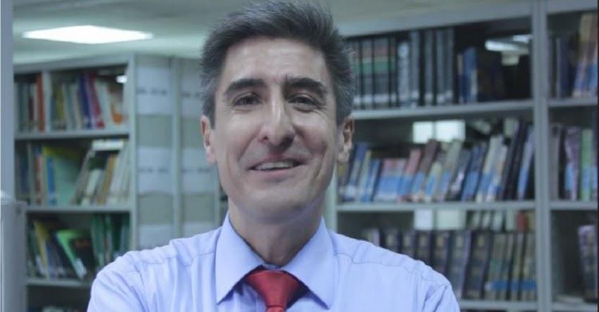 BNP: Haremos que la Biblioteca sea un espacio de mejor y fácil acceso (Alejandro Neyra) www.bnp.gob.pe