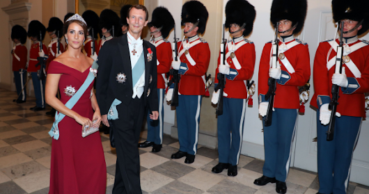 New Details about Princess Marie's New Tiara!