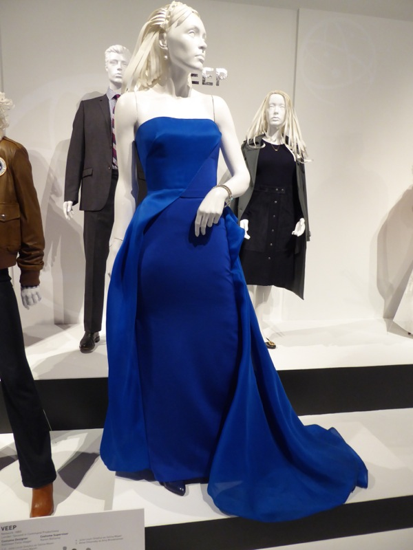 Selina Meyer Veep season 5 Congressional Ball gown