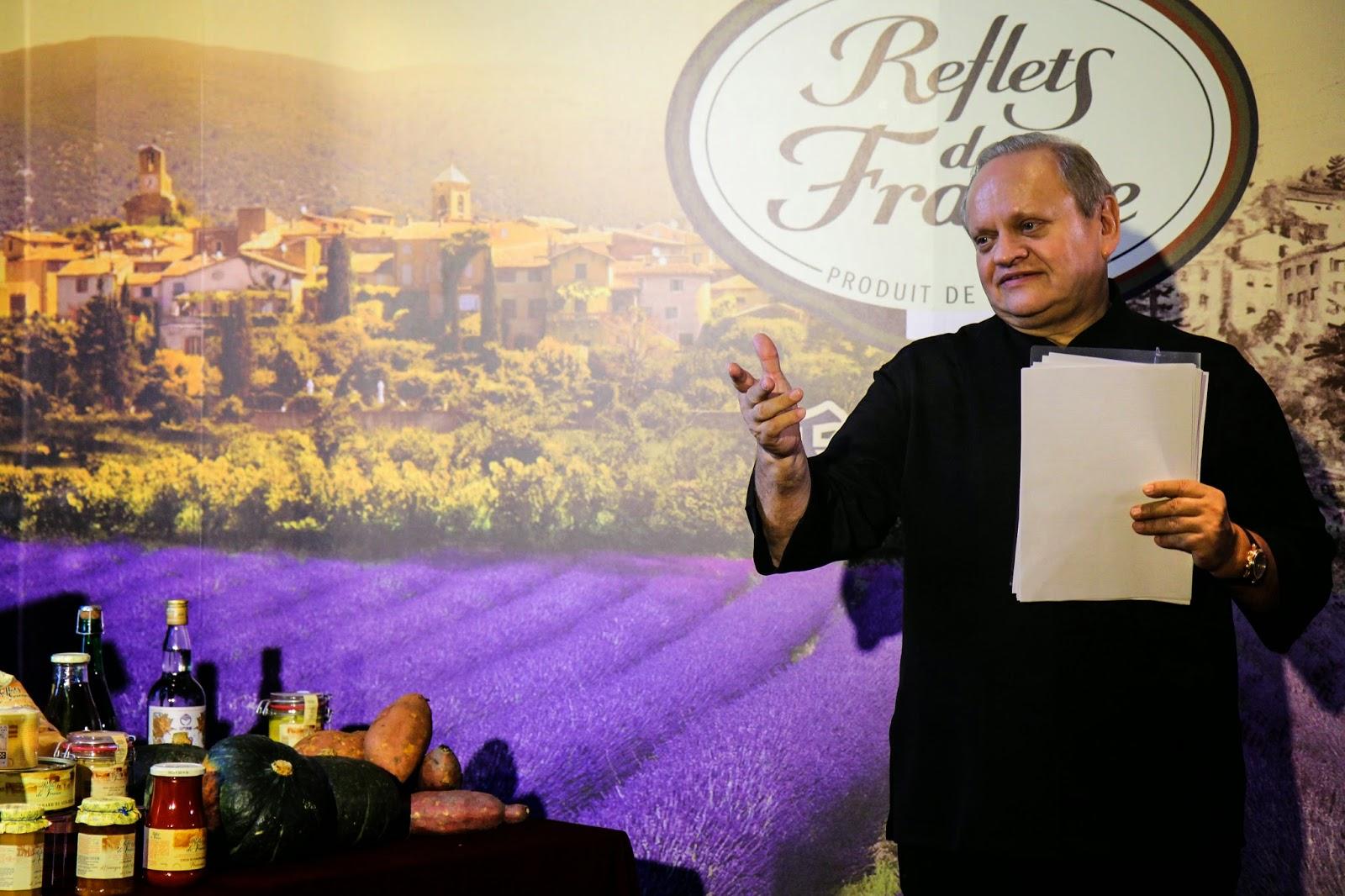 米其林星星補光:侯布雄加持的法國食品品牌禾法頌