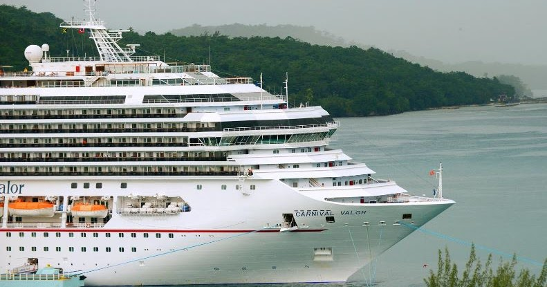 Medical Emergency Causes Carnival Valor To Change
