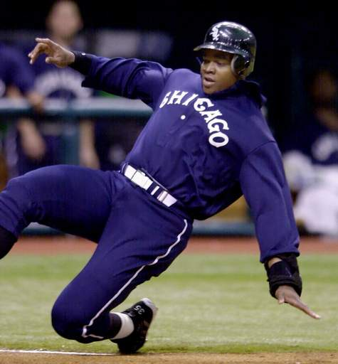 super popular b4107 fbe54 The Throwback Report: Chicago White Sox at Tampa Bay Devil Rays