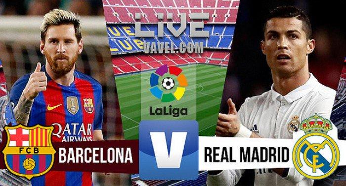 Horario y dónde ver: Barcelona - Real Madrid