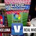 📅 Horario y dónde ver: Barcelona - Real Madrid