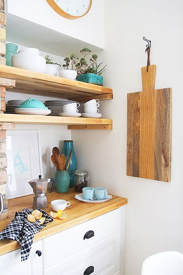 Renueva tu cocina sin obras, cambia los tiradores de los armarios