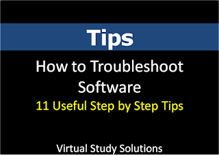 How to Troubleshoot Software - 11 Useful Tips for Students