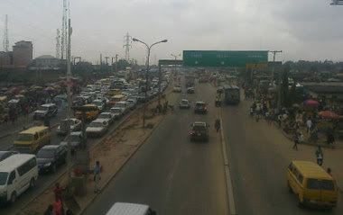 Horror In Ojota As Interstate Driver Mistakenly Crush Passenger To Death