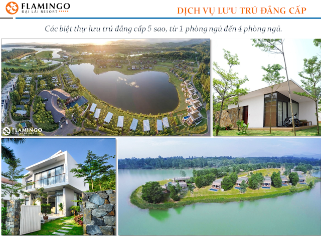 resort flamingo dai lai