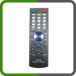 telecomando universale tv ty-620 on tenck