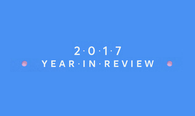 Facebook's 2017 Year in Review