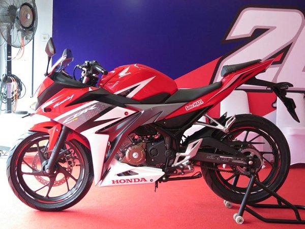 Honda CBR 150 Gallery picture