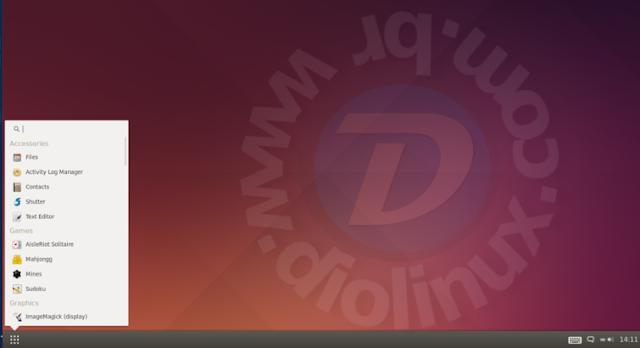 Ubuntu com Budgie Desktop