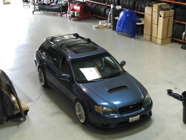 2005 Subaru Legacy GT Wagon for sale