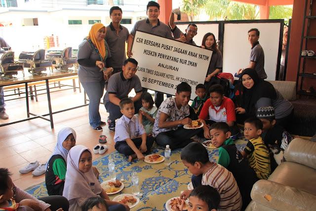 Pusat Jagaan Anak Yatim dan Miskin Nurul Iman