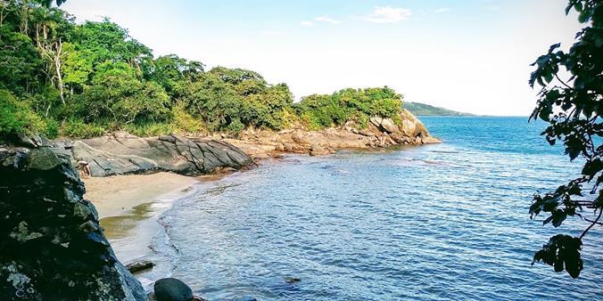 Praia do Morcego - Gurapari