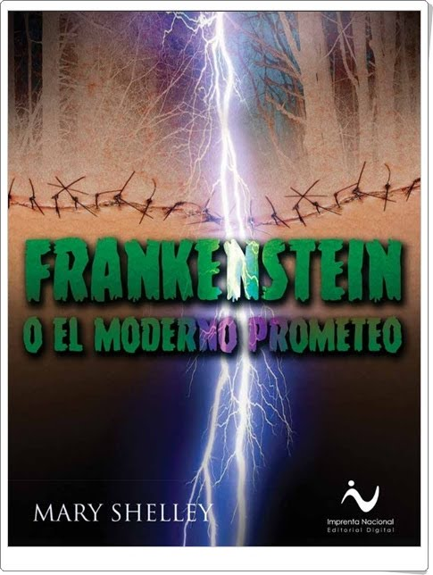 Frankenstein de Mary Shelley Libro online gratis