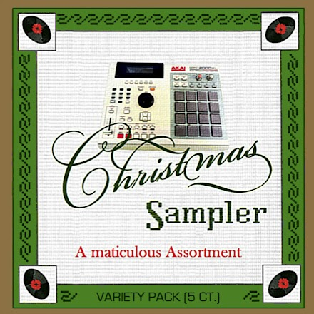 maticulous - Christm​as Sampler (beat tap​e | Stream und Download )