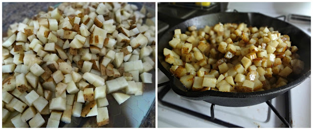 Skillet Breakfast Potatoes