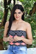 sakshi chowdary at selfie raja event-thumbnail-10