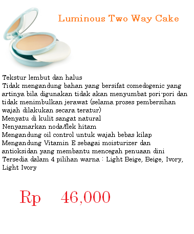 Light Beige Artinya : light, beige, artinya, Djaya, Cosmetics:, April