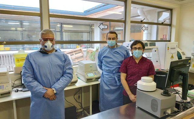 Skretting dona termociclador al Hospital Base de Osorno