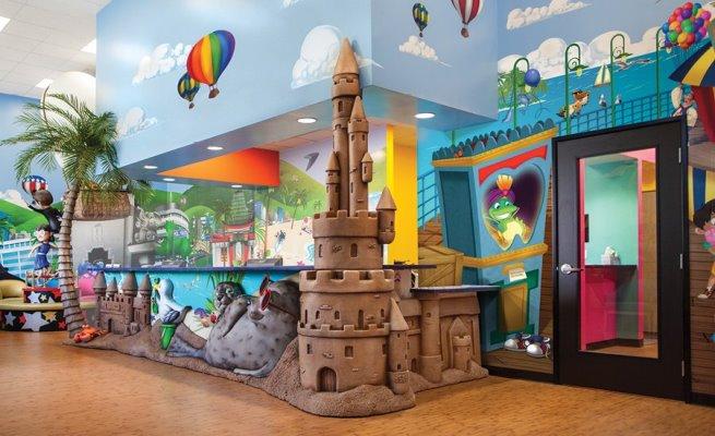 Popular  Office Decorating Ideas Pediatric Dental Office Design Ideas