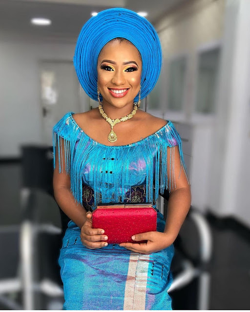 Mid Week Interesting Aso Ebi Styles Perfect For The Slay Queens.