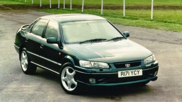 Camry 4 03 -  - Lịch sử các dòng xe Toyota Camry : Đột phá qua từng thế hệ
