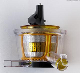 Klarstein Fruitpresso 2G SlowJuicer 150W, estrattore