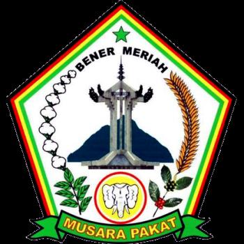 Logo Kabupaten Bener Meriah PNG