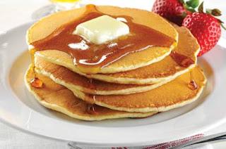 Cara membuat Pancake Mudah Sederhana