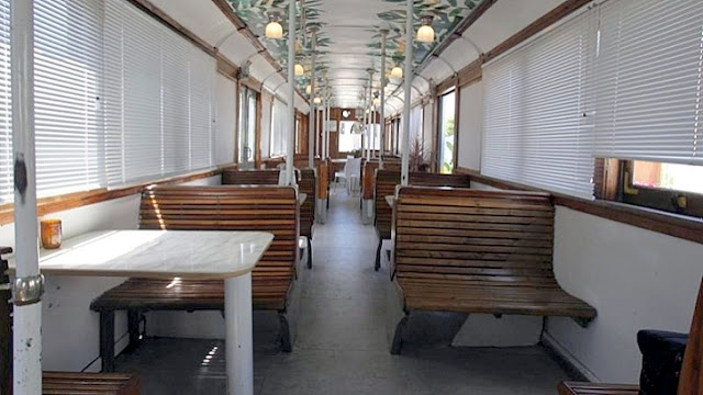 Margarita Barrientos inaugurará La Tomasa de la Quinta, un restaurante en un viejo vagón del subte