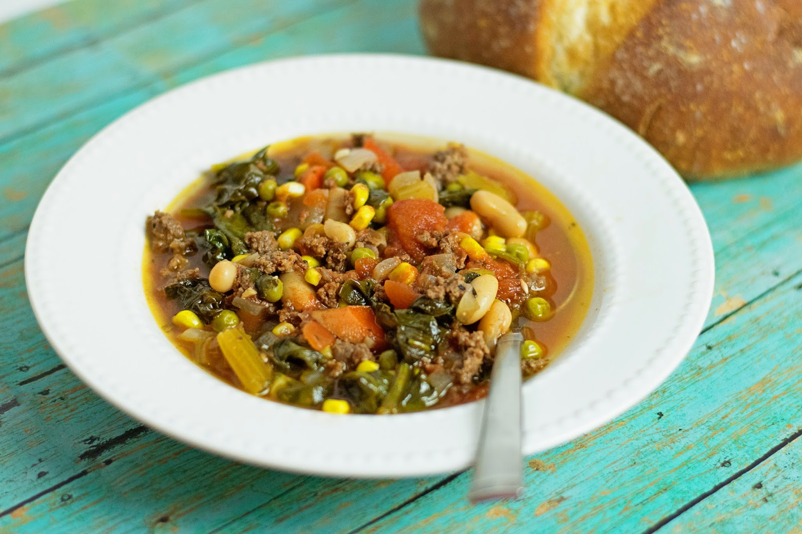 Poor Man's Vegetable Beef Soup_Finish