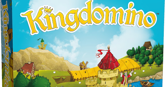 Novinka: Kingdomino