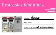 Anabolics #64 Ciclo  Feminino  Deca (Ciclo Médio / Definição)