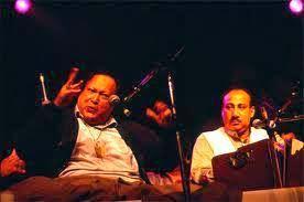 Lyrics Aisi Bhi Kia Jaldi Piyare by Nusrat Fateh Ali Khan