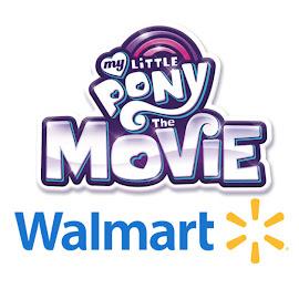 MLP MLP The Movie Walmart Brushable Figures