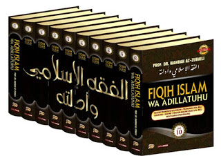 Download Kitab Fiqih Islam wa Adillatuhu