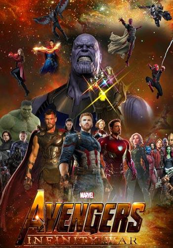 Avengers Infinity War 2018 Dual Audio HDRip 480p 450MB