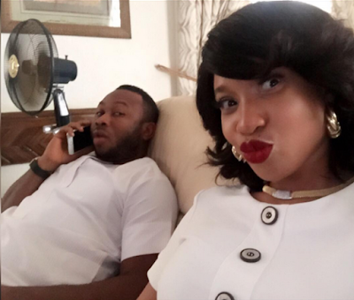 Image result for tonto dikeh and husband