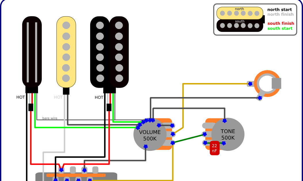 emg single coil pickups wiring diagram the guitar wiring blog diagrams and tips rg strat ndash how two single coil guitar wiring diagram #6