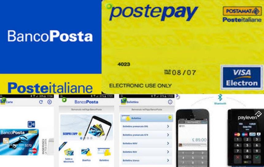 PostePay BancoPosta delle Poste: attenzione alle truffe online