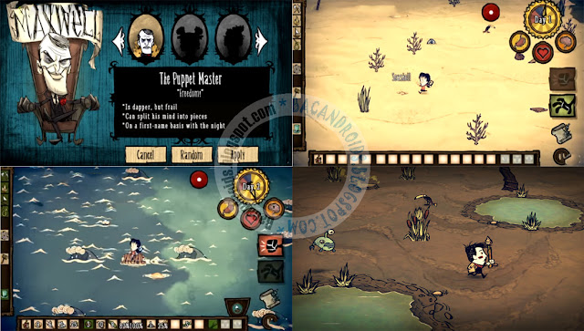 Don't Starve Shipwrecked Apk Data Android Terbaru