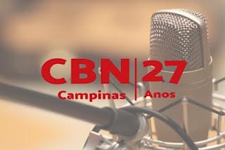 CBN Campinas comemorou 27 anos no dia 1º de novembro