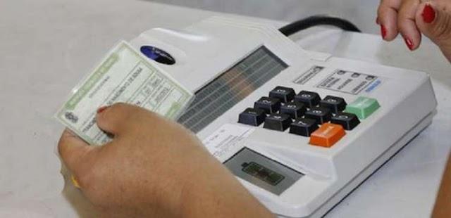 Eleitores de quatro municípios voltarão às urnas no domingo