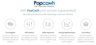 PopCash - Alternativa a PopAds