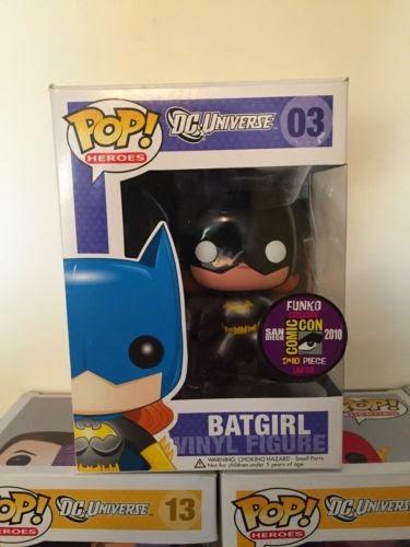 Pop! Heroes Batgirl (Black) $610.00 - 240 producidas