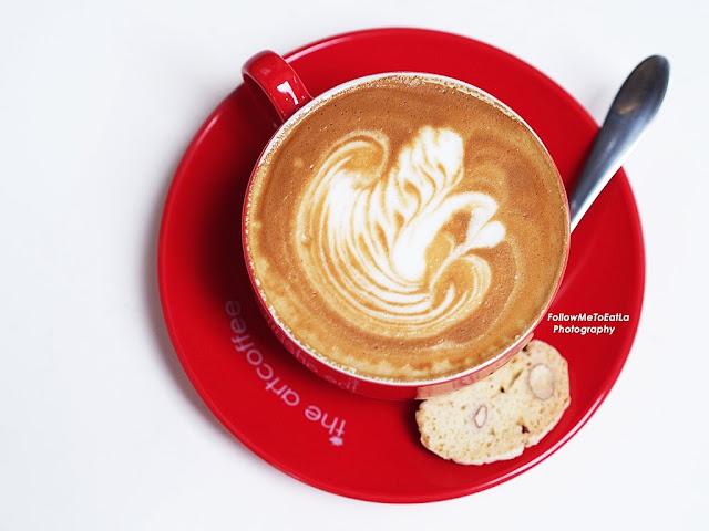 Caffe Latte  RM 12